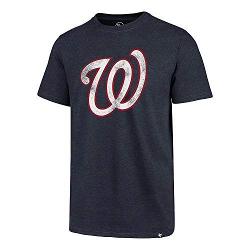 47 Brand Washington Nationals MLB Knockaround Club T-Shirt Baseball (M)
