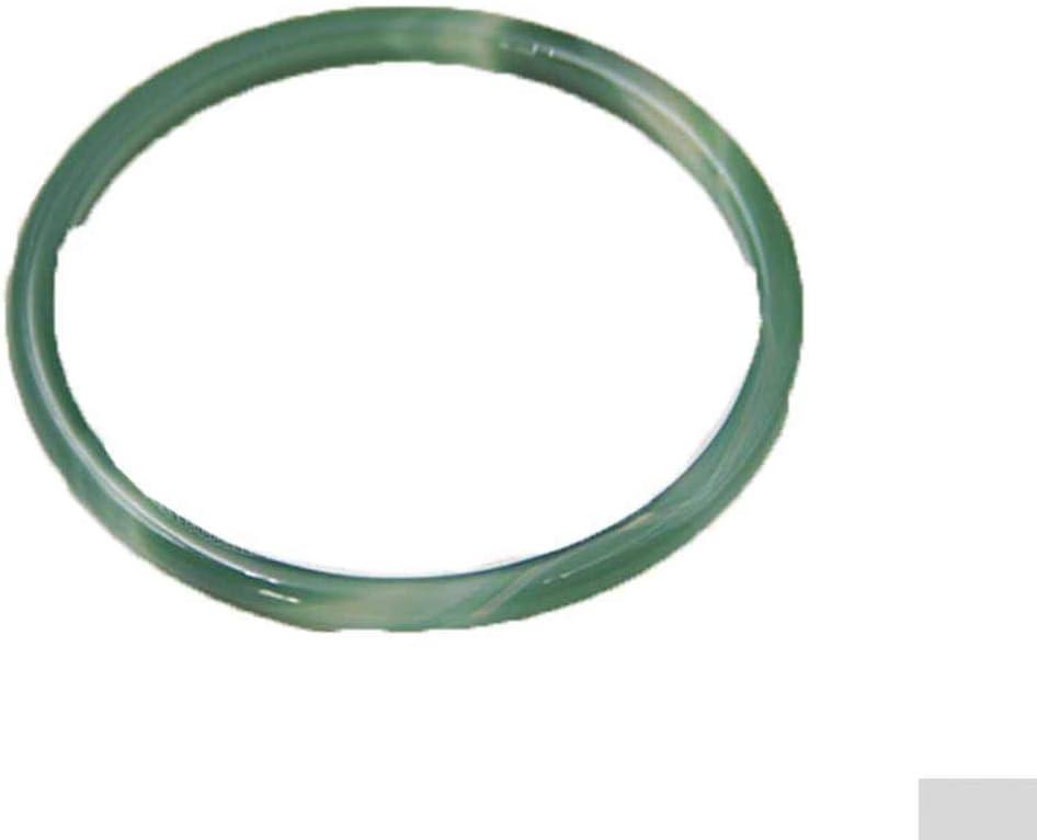 Limited price Brazilian Phoenix Mall Green Agate Chalcedony Moisturizing Bracelet Cla Lines