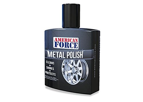 American Force - Metal Polish 8oz