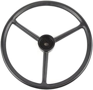 Steering Wheel Compatible with John Deere 2255 2355 7720 8820 2010 2150 3020 2250 1850 4400 5010 4020 1010 600 7520 2155 5400 6600 4520 1520 7020 2510 5200 3010 7700 5020 4620 6620 1750 6030 4010
