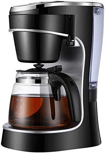 KaiKai Kaffeemaschine, Filterkaffeemaschine, Einzigartiges Design 24-Stunden programmierbare Smart-Drip Kaffeemaschine, Glaskessel, Permanent Filter, 800W, 720ml, for Espressokocher