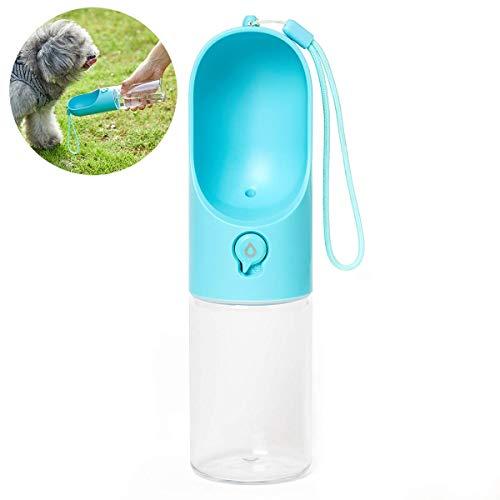 PETKIT EVERSWEET Tragbare Trinkflasche für Haustiere,BPA-frei,Hundereisebecher Wasserschüssel-300ml