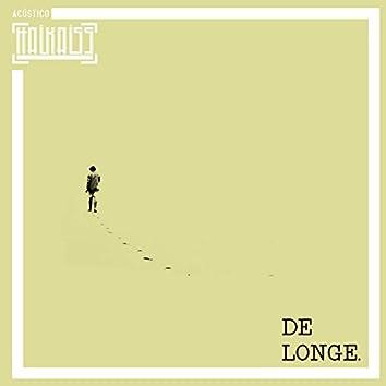 De Longe. (Acústico) - Single