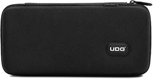 UDG Creator Cartridge Hardcase Black (U8420BL) - Custodia semirigida professionale porta testine per Giradischi e per Dj, Nero
