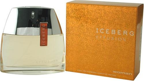 Iceberg Effusion Woman 75 ml EDT Spray, 1er Pack (1 x 75 ml)