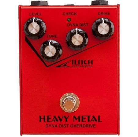 ILITCH ELECTRONICS HEAVY METAL