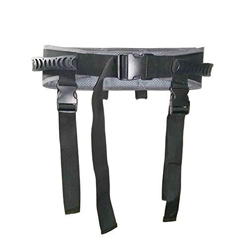 MTYQE Lift Sling Patientenlifte - Für Den Heimgebrauch Elektrischer Transfergürtel Toilettencode Sling Ohne Kopfstütze Medizinisches Handicap Vierpunkt-Sling