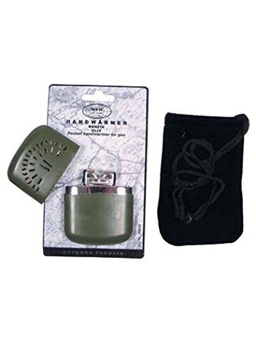 Militär a Chauffe-Mains avec de l'essence Olive Small