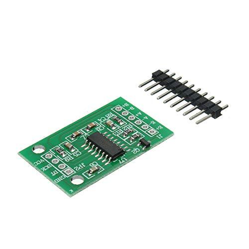 Dauerhaft HX711 24bit AD-Modul + 1 kg Aluminiumlegierung Waage Sensor Wägezelle Kit Geekcreit for A-r-d-u-i-n-o - Produkte, dass die Arbeit mit dem offiziellen A-r-d-u-i-n-o-Boards 5pcs Leicht zusamme