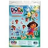 UPD Dora The Explorer Wall Sticker Kit, Multicolor