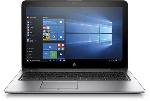 HP EliteBook 850 G3 Z2U90ES (15,6 Zoll FHD) Laptop (Intel Core i5-6200U, 256 GB SSD, 8 GB RAM, Windows 10) silber