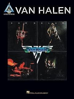 Van Halen: Authentic Guitar TAB by Van Halen (1-Jan-2006) Paperback