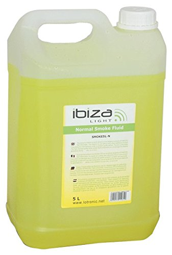 Ibiza Light SMOKE5L-N - Líquido de humo