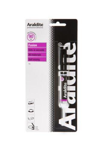 ARALDITE 25165622 Steel 15 ml x2 Tube Zweikomponentenklebstoff, Metalle