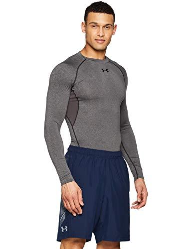 Under Armour Woven Graphic Pantalón Corto, Hombre, Azul (Academy/Steel), L