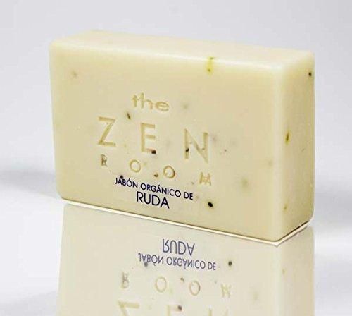 Jabón orgánico de ruda