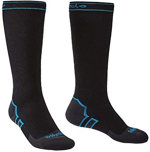 Bridgedale Wasserdichte Storm Sock MW Knee Storm Socks MW Knee L Schwarz