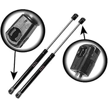 2 pc Strong Arm Hatch Lift Supports for Volkswagen Beetle 1998-2010 Rear la