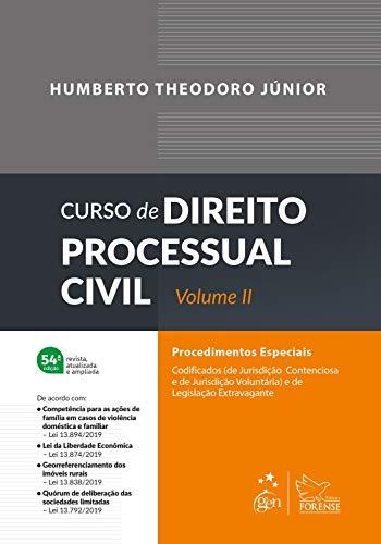 Curso de Direito Processual Civil - Vol. II: Volume 2