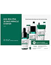 SOME BY MI AHA-BHA-PHA 30 Days Miracle Starter Kit (Soap 25g + Toner 30ml + Serum 10ml + Cream 20g)