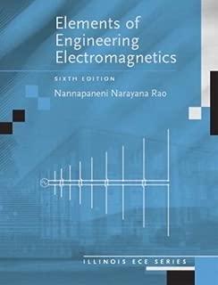 By Nannapaneni Narayana Rao - Elements of Engineering Electromagnetics: 6th (sixth) Edition