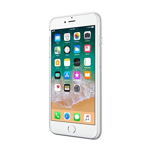 KENDALL + KYLIE Protective Printed Case for iPhone 8 Plus, iPhone 7 Plus & iPhone 6/6s Plus - Lace Print Black Foil/Translucent Black