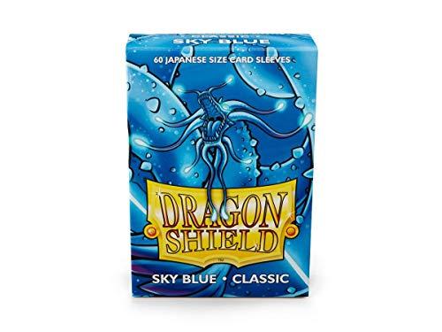 Dragon Shield- Bustine per Carte, Colore Sky Blue, 1