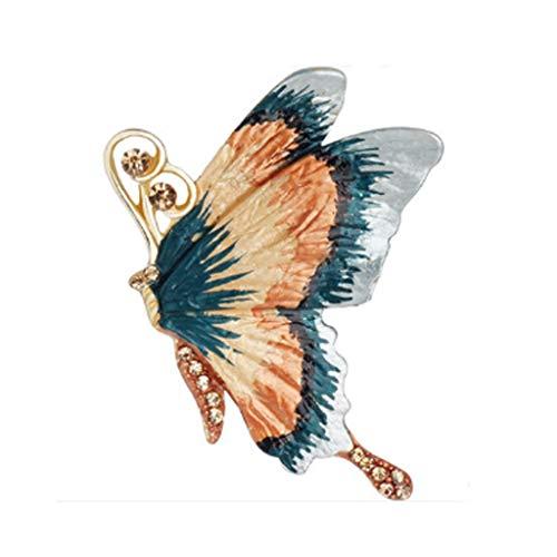 SSMDYLYM Pullover Brosche - Mantel Dekoration Corsage Accessoires Mode Wilde Brosche Pullover Accessoires