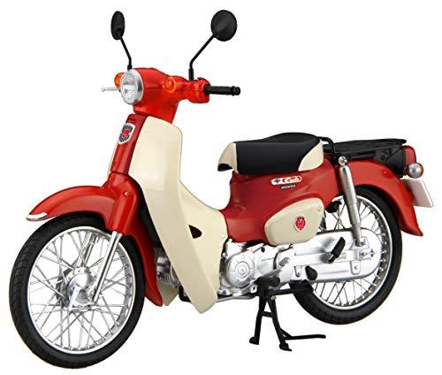 フジミ模型 1/12 NEXTシリーズNo.1 EX-3 ホンダ スーパーカブ110(60周年アニバーサリー) 色分け済み プラ...