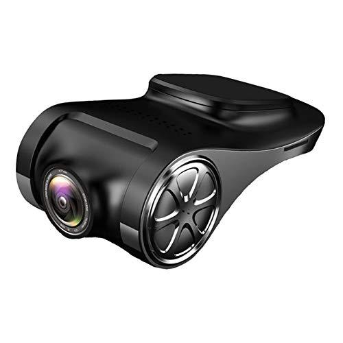 B Blesiya Full HD 1080P del Coche DVR de la Carretera Grabador de vídeo Dash Cámara del Coche grabadora de conducción con 140 ° de ángulo de grabación en