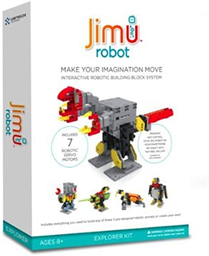 UBTECH JIMU EXPLORER JR0701
