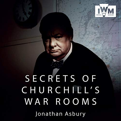 Secrets of Churchill's War Rooms cover art