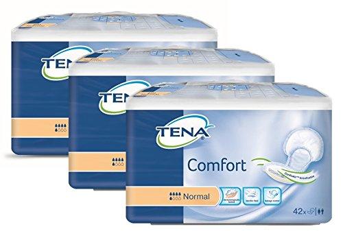 TENA COMFORT normal Vorlagen 3X42 St by SCA Hygiene Products Vertriebs GmbH