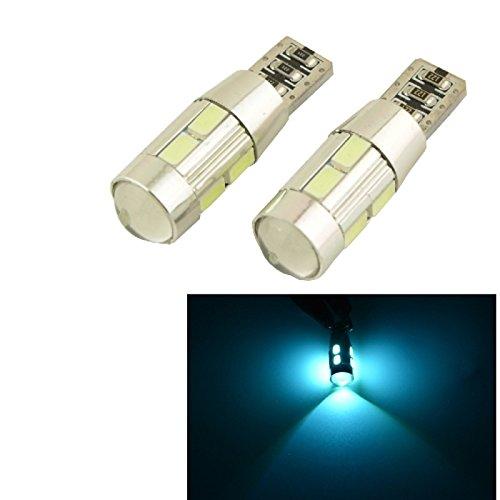 zll1990 Lumières pour Tableau de Bord/Lampe de Lecture/Baladeuse CANBUS LED - Automatique, Blue yc677