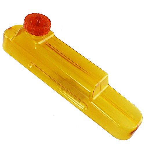Dimplex Elektrische Heizung / Feuerflasche, mit Deckel, Orange