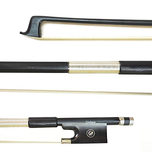 Giuliani Carbon Fiber Bow - Best Carbon Fiber Violin Bows
