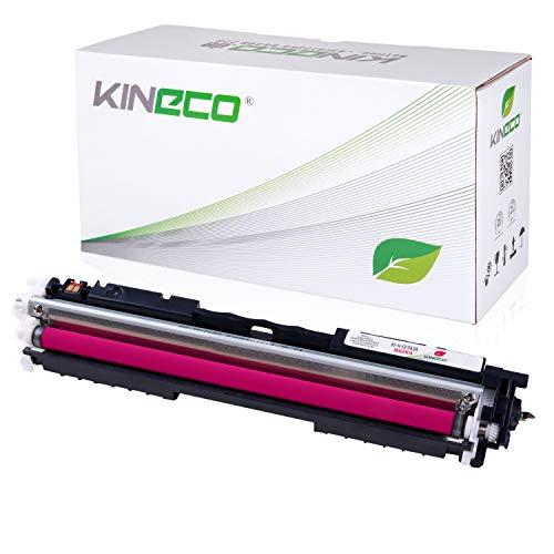 Kineco Toner kompatibel zu HP CF353A Color Laserjet Pro MFP M176n, M177fw, M170 Series - Magenta 1.000 Seiten
