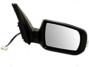 Passengers Power Side View Mirror Heated Signal Replacement for Kia 876201U060 AutoAndArt