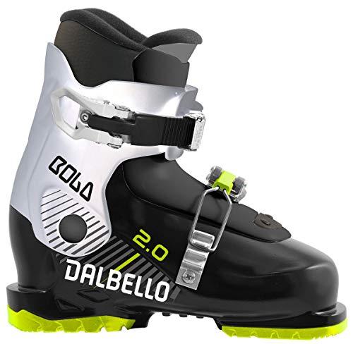 Dalbello BOLD 2 JR Skischuh schwarz-weiss-lime - 19