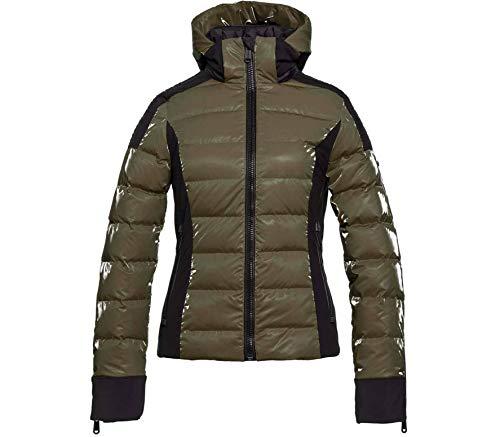 GOLDBERGH W Strong Jacket Grün, Damen Daunen Freizeitjacke, Größe 40 - Farbe Olive