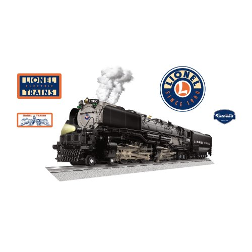Lionel Vision Challenger Train Wall Graphic -  Fathead, 1023-00002