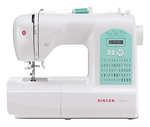 Singer Starlet 6660, máquina de coser electrónica, 60puntos