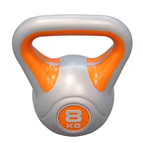 Kettlebell AGYH Plastica, Professional Strength Attrezzatura di Addestramento, Uomini E Donne Squat Push-up-Pesi, 2kg / 3kg / 4kg / 6 kg / 8 kg / 10kg / 12kg / 14kg / 16kg / 18kg / 20kg