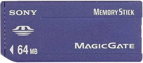 Sony MSH-64 64 MB Memory Stick Media