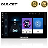 Dulcet DC-216AT 240W Android Universal Fit 7 inch Capacitive Touch Screen Car