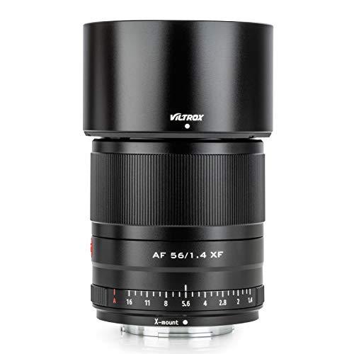 VILTROX 56 mm F1.4 AF MF STM Messa a fuoco fisso Prime Lens Auto Focus per Fuji X Mount Fujifilm X-T3 X-T2 X-T1 X-T30 X-T20 X-T100 Telecamere