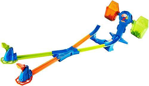 Hot Wheels Equilíbrio Extremo Mattel Laranja