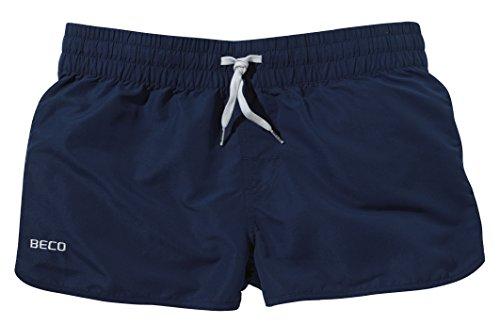 Beco Damen Shorts Schwimmkleidung, Marine, XL