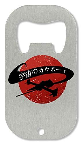Cowboy Bebop Space Ship Badge Abrebotellas
