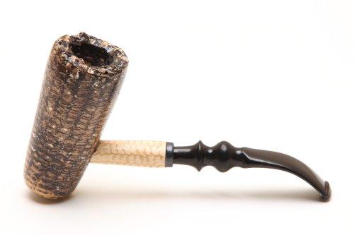 Missouri Meerschaum Freehand Corncob Tobacco Pipe